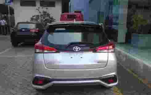 Toyota Yaris TRD Sportivo 2018