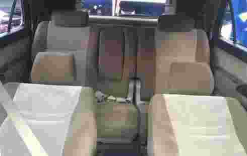 Jual Toyota Fortuner G 2014
