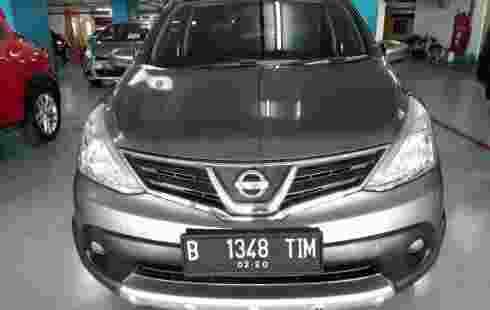 Jual Nissan Grand Livina X-Gear 2014