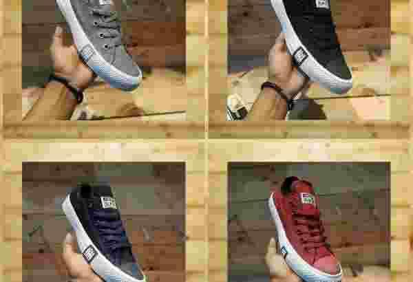 Bayar ditempat (COD) sepatu KONVERSE UNDEVEATED