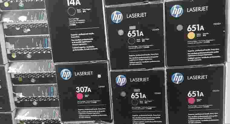 Cartridge toner laserjet
