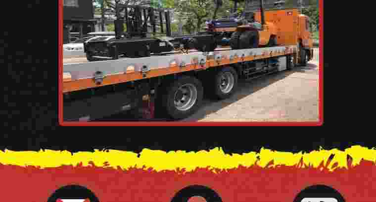 Jasa Forwarder Import Resmi Forklift