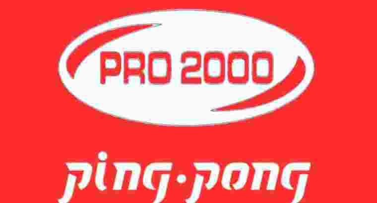 tenis meja ping pong merk BUTTERFLY