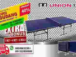 meja tenis meja pingpong merk UNION T7