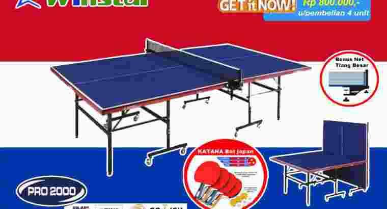 tenis meja pingpong merk WINSTAR