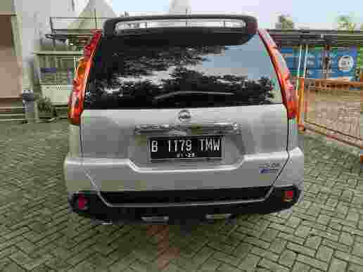For Sale Nissan Xtrail 2.5.at.S.T 2008 silver