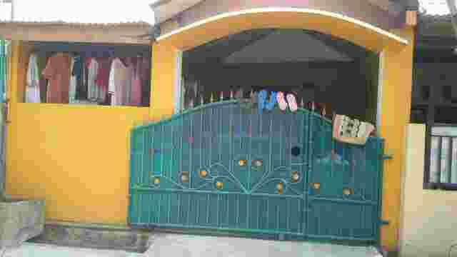 for sale rumah dijual tipe 36/60.perumahan wahana harapan pondok ungu bekasi utara.