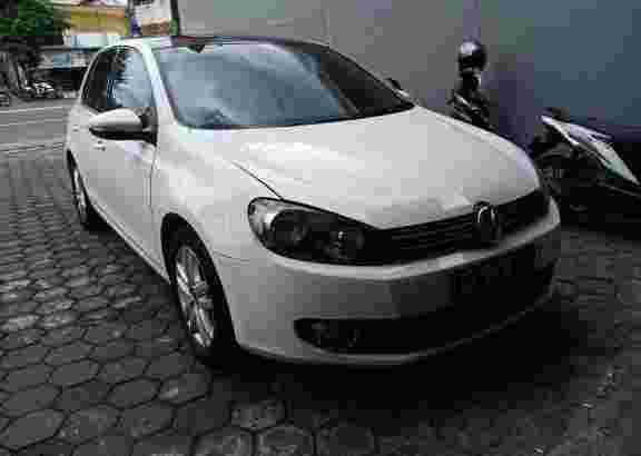 VW Golf 1.4 TSI 2012