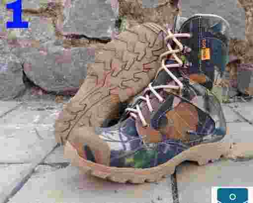 Sepatu Boots Safety – BISA BAYAR DI TEMPAT(COD)