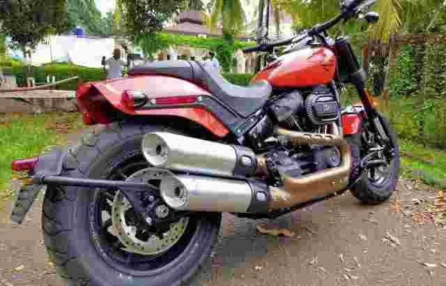 Harley Davidson Fatboy 2020