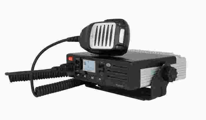 Hytera MD628 Rig VHF Analog Digital 45W Ori Baru Garansi MD-628.Original.