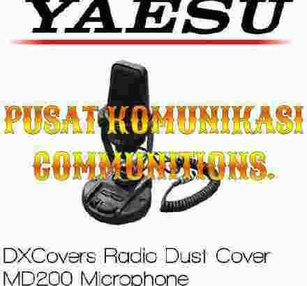 Yaesu MD-200 A8X Desk Mic Ori Radio HF Microphone 8Pin MD200 MD200A8X.Original.