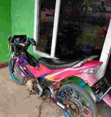 motor satria f 150 cc