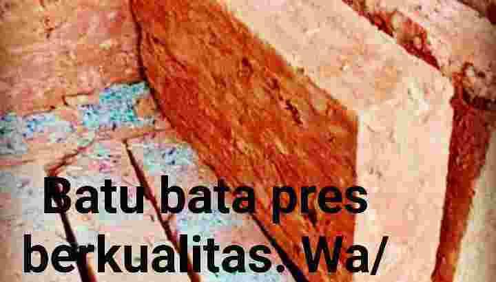 Batu bata pres