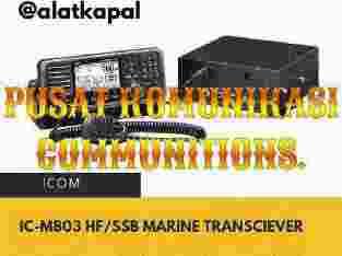 Icom IC-M803 HF/MF MARINE SBB TRANSCIEVER ORIGINAL..