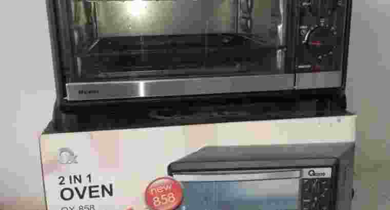 Jual Oven oxone 2 in 1