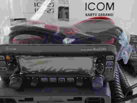 Icom IC-2730A Rig Dual Band Ori New Garansi Resmi IC2730A IC2730 2730. Set.original.