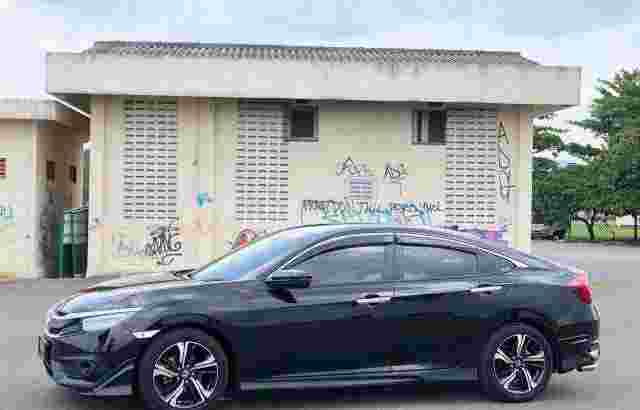 Civic Turbo ES 2018
