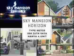 Jual rumah mewah 2 lantai sky mansion ngaliyan semarang barat