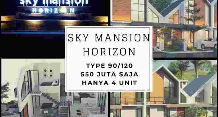 tropical, panoramic, view sky mansion horizon ngaliyan semarang