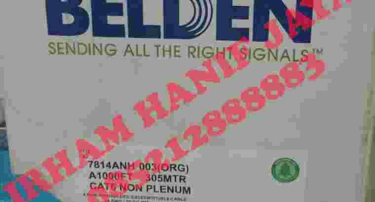 Jual kabel Belden Cat 6 – 24 AWG 4P