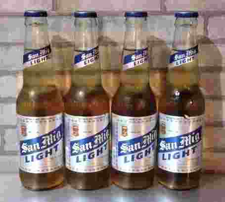 San Mig Light Beer 640ml