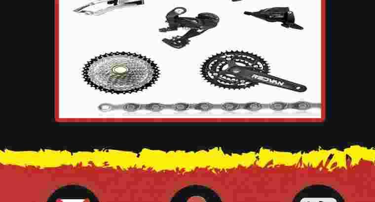 Jasa Import Sparepart Sepeda | FORWARDER NATION