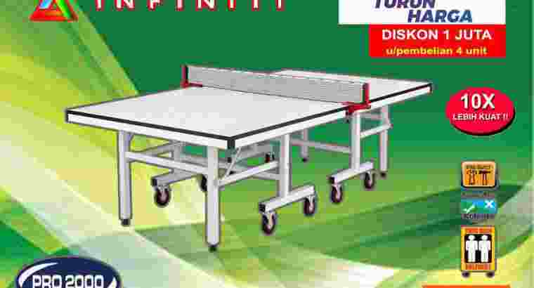 tenis meja ping pong merk INFINITI