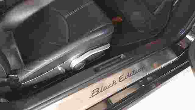 Porsche Boxster S Limited Black Edition 2011