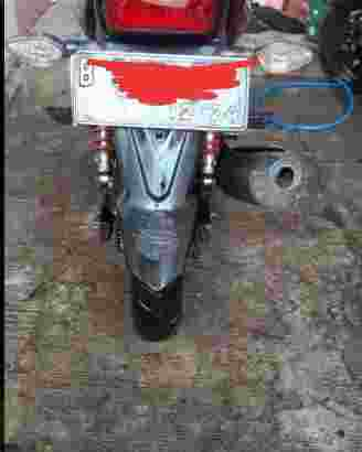 jual motor Honda Verza 2 014