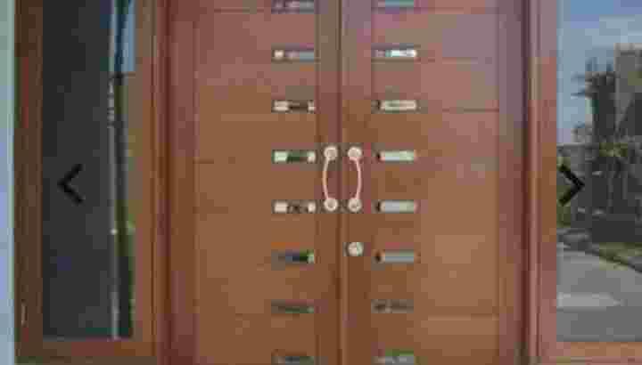 pintu utam dan kamar