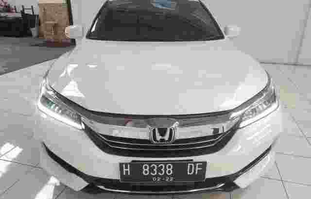 Honda Accord VTIL 2016