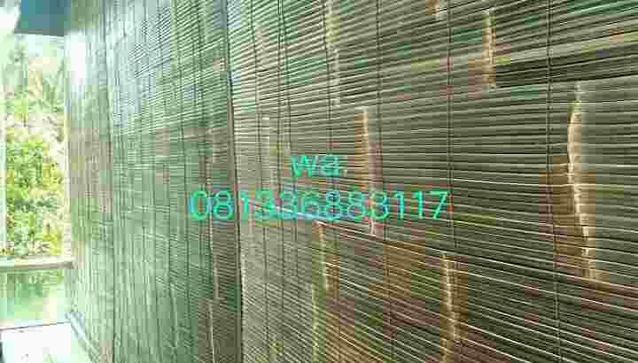 ud jaya bambu gorden