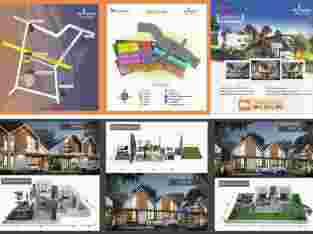 Sky Mansion Horuzon Ngaliyan Semarang Rumah 2 lantai hanya 550jt