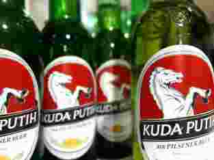 Beer Kuda Putih 620ml
