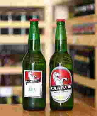 Beer Kuda Putih 620ml