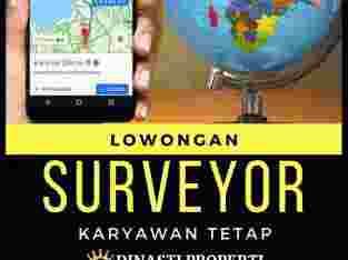 Lowongan Staff Surveyor Admin Properti