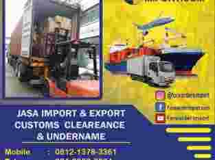 Jasa Import Door To Door China – Indonesia