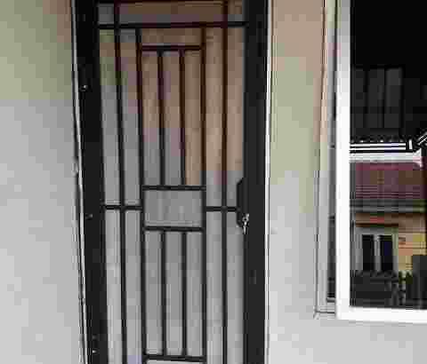 pintu tralis+kasa nyamuk