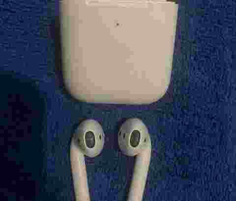 Airpods Gen2 Wireless Charging Case Original 100% Ex Ibox