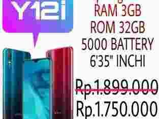 Y12i 3/32GB SUPER MURAH