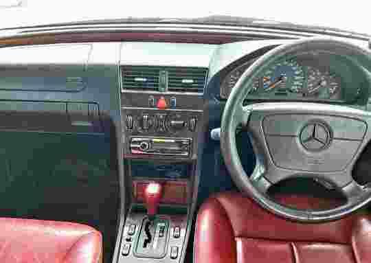 Mercedes Benz C200 Fashion 1997