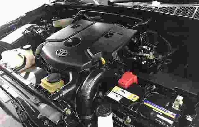 Fortuner VRZ Matic Diesel 2016 Plat AB