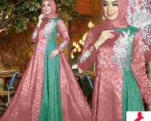 Glamour Mewah Gamis