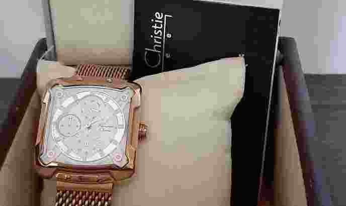 jam AC 3030 rose gold