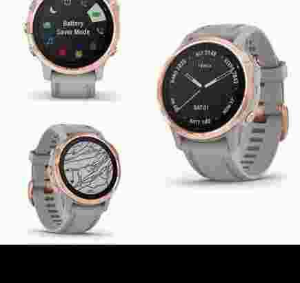 Jam tangan Garmin fenix 6s original garansi TAM 2 tahun
