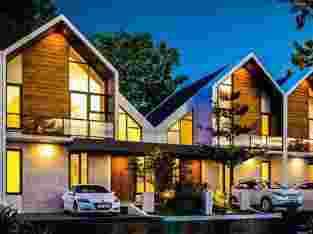 Dijual Rumah Mewah Murah di Ngaliyan Semarang Sky Mansion Horizon