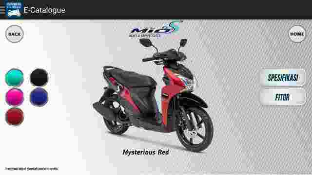 new yamaha sport matic, moped