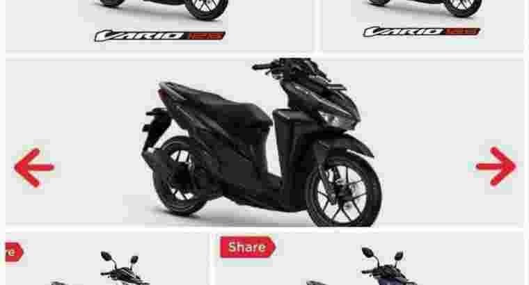 CREDIT/CASH MOTOR HONDA