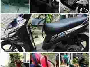 Aman Nyaman Jalan2 Pake Kursi Bonceng ALPINA